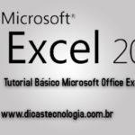 Tutorial Básico do Excel 2010